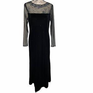 Positive Attitude Maxi Formal Dress Size 12